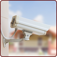 Process Server and Private Investigator in Rochester | Lou Falvo | CCTV Camera